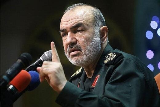 حسین سلامی,اخبار سیاسی,خبرهای سیاسی,دفاع و امنیت