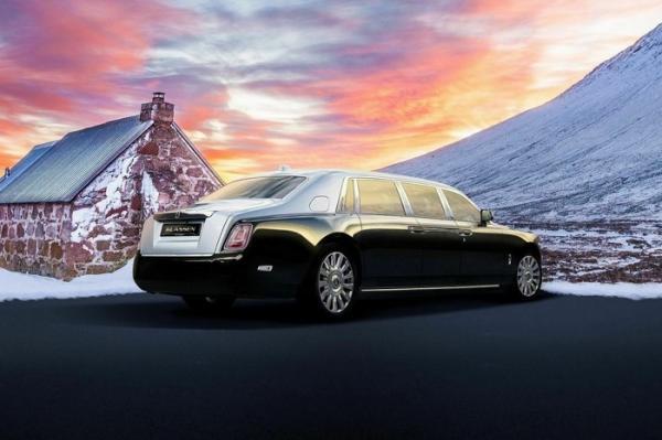 رولزرویس فانتوم لیموزین,اخبار خودرو,خبرهای خودرو,مقایسه خودرو