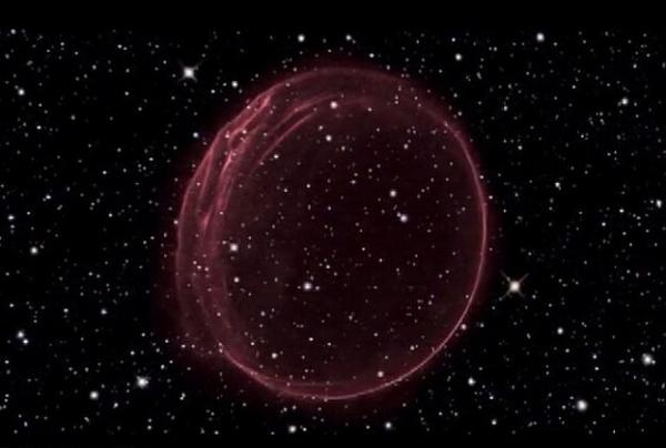 SNR ۰۵۰۹-۶۷.۵,اخبار علمی,خبرهای علمی,نجوم و فضا