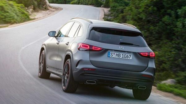مرسدس بنز GLA مدل ۲۰۲۱,اخبار خودرو,خبرهای خودرو,مقایسه خودرو