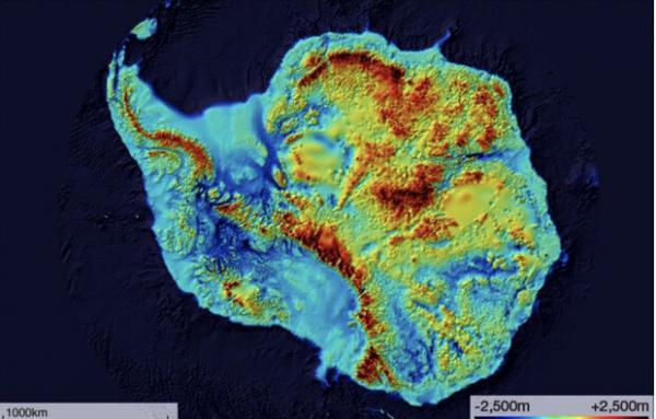 کشف عمیق ترین نقطه روی زمین,اخبار علمی,خبرهای علمی,طبیعت و محیط زیست
