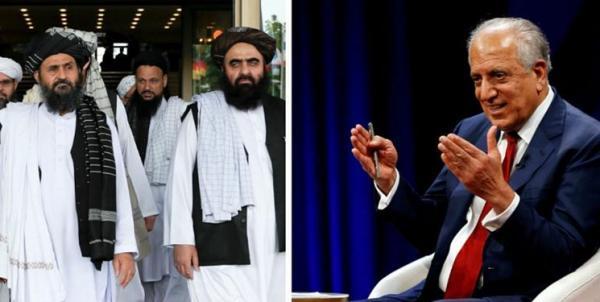 مذاکرات واشنگتن با گروه طالبان,اخبار افغانستان,خبرهای افغانستان,تازه ترین اخبار افغانستان