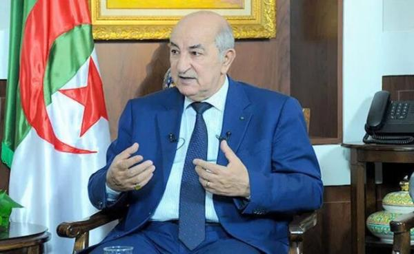 عبدالمجید تبون,اخبار سیاسی,خبرهای سیاسی,اخبار بین الملل