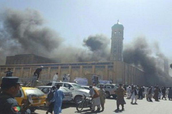 انفجار بمب در افغانستان,اخبار افغانستان,خبرهای افغانستان,تازه ترین اخبار افغانستان