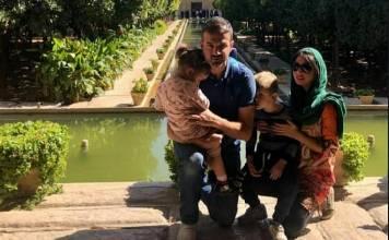 آندره آ استراماچونی و همسرش,اخبار فوتبال,خبرهای فوتبال,اخبار فوتبالیست ها