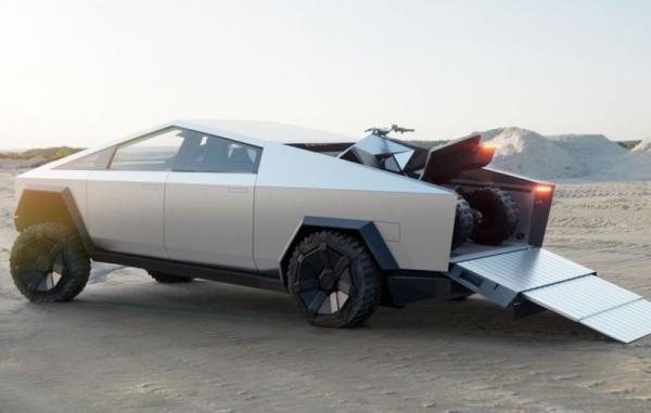 وانت سایبرتراک,اخبار خودرو,خبرهای خودرو,مقایسه خودرو