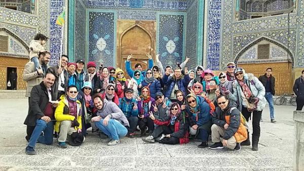 ورود گردشگران چینی به ایران,اخبار اجتماعی,خبرهای اجتماعی,محیط زیست
