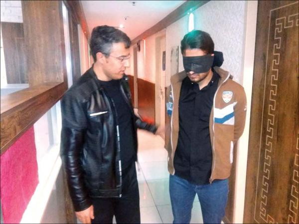 دستگیری خواستگار قلابی,اخبار حوادث,خبرهای حوادث,جرم و جنایت