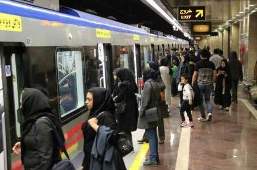 دستگیری جیببرهای مترو در تهران,اخبار اجتماعی,خبرهای اجتماعی,حقوقی انتظامی