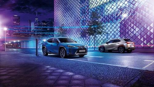 خودروی UX ۳۰۰e,اخبار خودرو,خبرهای خودرو,مقایسه خودرو