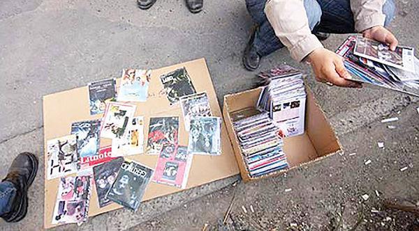 قاچاق فیلم های ایرانی,اخبار فیلم و سینما,خبرهای فیلم و سینما,سینمای ایران