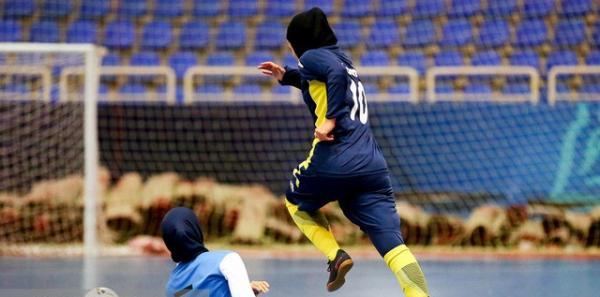 لیگ برتر فوتسال بانوان,اخبار ورزشی,خبرهای ورزشی,ورزش بانوان