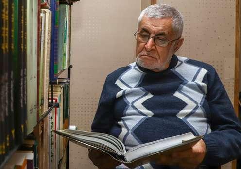 دانشجوی سالخورده دامغانی,اخبار جالب,خبرهای جالب,خواندنی ها و دیدنی ها