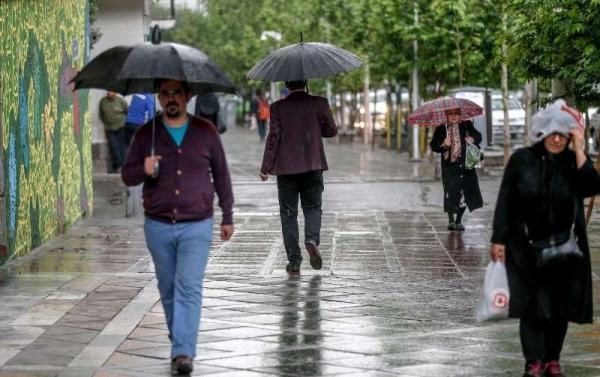 بارندگی در ایران,اخبار اجتماعی,خبرهای اجتماعی,وضعیت ترافیک و آب و هوا
