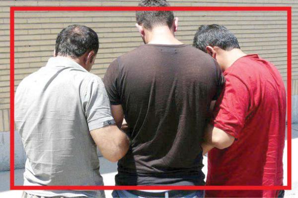 سارقان,اخبار حوادث,خبرهای حوادث,جرم و جنایت