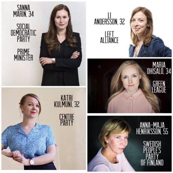 زنان سیاستمدار در فنلاند,اخبار سیاسی,خبرهای سیاسی,اخبار بین الملل