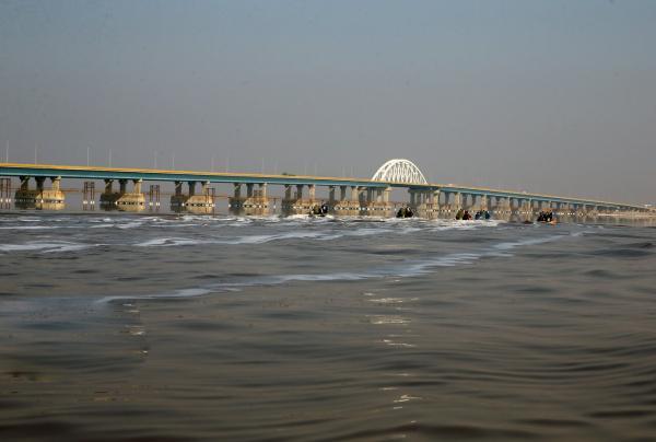 ۲ میلیارد مترمکعب از آب دریاچه ارومیه تبخیر شد
