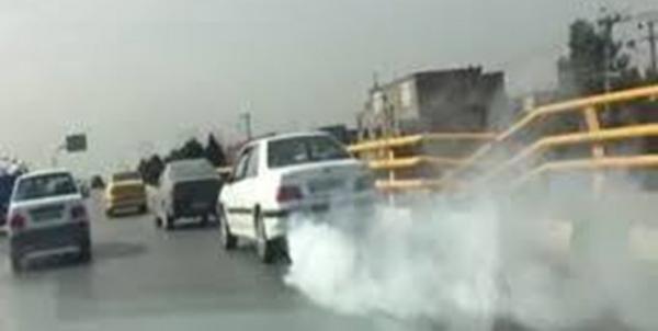 آلایندگی خودروها,اخبار اجتماعی,خبرهای اجتماعی,محیط زیست