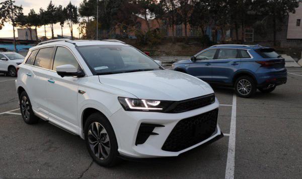 خودروی SWM G01,اخبار خودرو,خبرهای خودرو,مقایسه خودرو