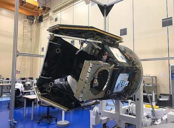 تلسکوپ خئوپس,اخبار علمی,خبرهای علمی,نجوم و فضا