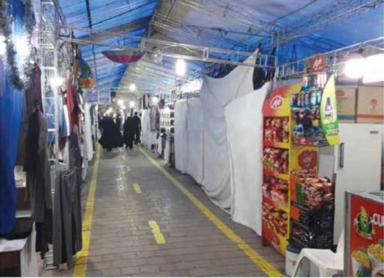 دستفروشان در عبدل آباد تهران,اخبار اجتماعی,خبرهای اجتماعی,آسیب های اجتماعی
