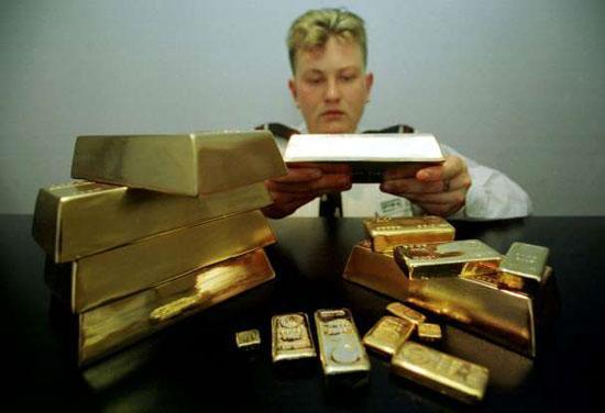 یشترین ذخایر طلا در کشورها,اخبار جالب,خبرهای جالب,خواندنی ها و دیدنی ها