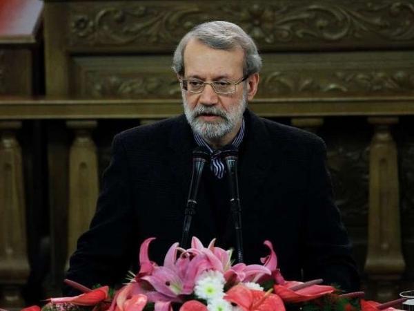 لاریجانی: برای ریاست جمهوری برنامه ای ندارم / اگر اندازه اوباما عقل داشته باشند میتوانند مسئله را با ایران حل کنند