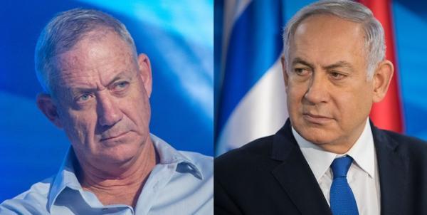 بنی گانتز و بنیامین نتانیاهو,اخبار سیاسی,خبرهای سیاسی,خاورمیانه