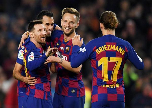 دیدار بارسلونا و مایورکا,اخبار فوتبال,خبرهای فوتبال,اخبار فوتبال جهان