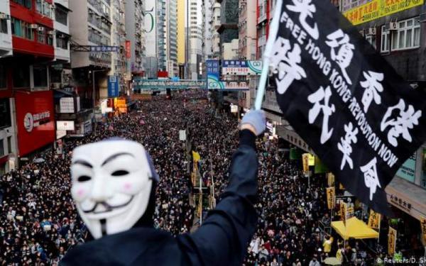 اعتراضات در هنگ کنگ,اخبار سیاسی,خبرهای سیاسی,اخبار بین الملل