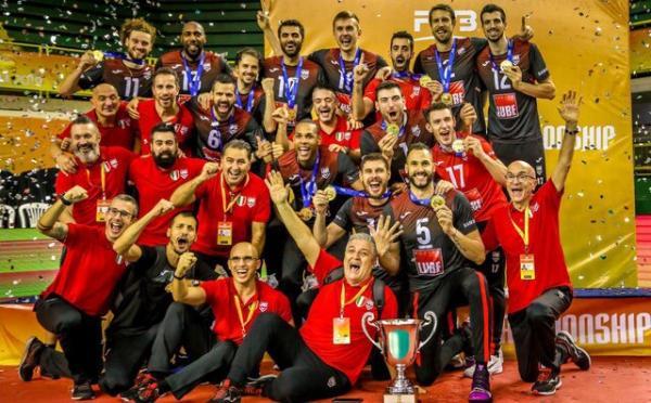 والیبال جام باشگاههای جهان,اخبار ورزشی,خبرهای ورزشی,والیبال و بسکتبال