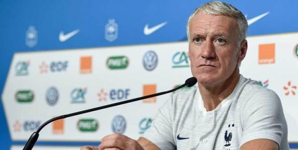 دشان تا جام جهانی 2022 قطر در فرانسه می ماند