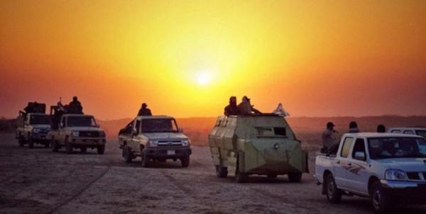 درگیری الحشدالشعبی با داعش در نزدیکی مرز ایران,اخبار سیاسی,خبرهای سیاسی,خاورمیانه