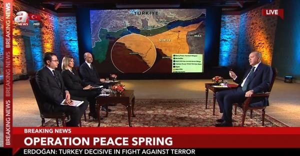 اردوغان آمریکا را به تعطیلی پایگاه «اینجرلیک» تهدید کرد