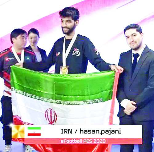 حسن پاجانی,اخبار دیجیتال,خبرهای دیجیتال,بازی