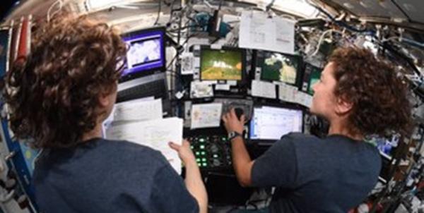 محیط کار فضانوردان ناسا,اخبار علمی,خبرهای علمی,نجوم و فضا