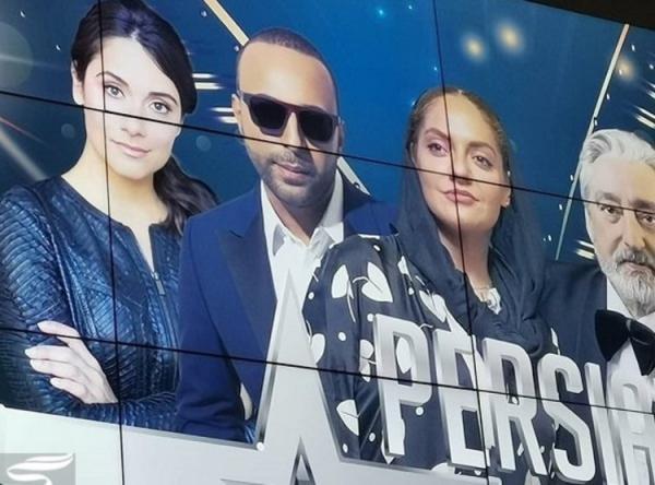 دستمزد مهناز افشار در شبکه ام بی سی پرشیا,اخبار هنرمندان,خبرهای هنرمندان,اخبار بازیگران