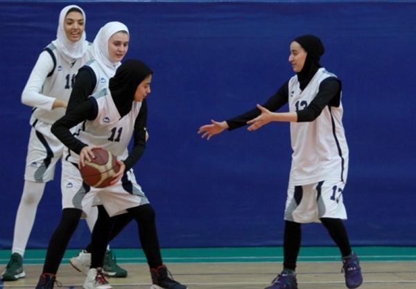 هفته سوم لیگ برتر بسکتبال بانوان,اخبار ورزشی,خبرهای ورزشی,ورزش بانوان