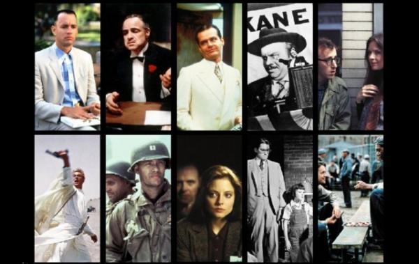۱۰۰ فیلم برتر هالیوود,اخبار فیلم و سینما,خبرهای فیلم و سینما,اخبار سینمای جهان