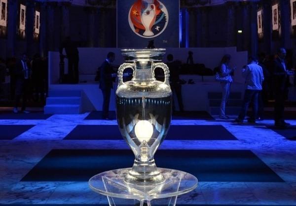 مراسم قرعهکشی یورو ۲۰۲۰ برگزار شد/ آلمان، فرانسه و پرتغال در گروه مرگ