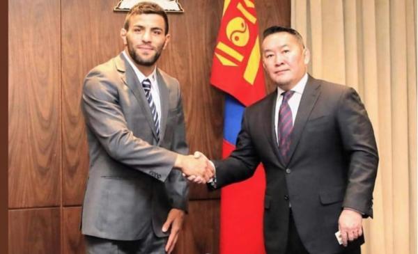 سعید مولایی در مغولستان,اخبار ورزشی,خبرهای ورزشی,ورزش