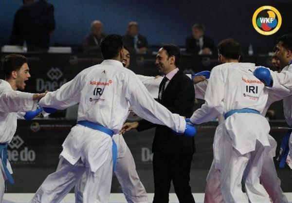 تیم ملی کاراته ایران,اخبار ورزشی,خبرهای ورزشی,ورزش