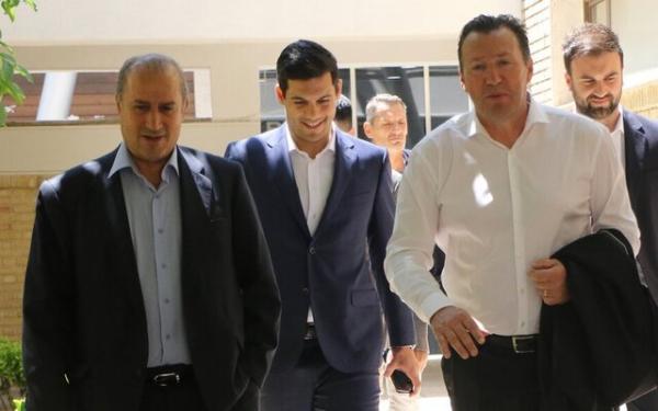 مذاکره مهدی تاج با ویلموتس در ترکیه,اخبار فوتبال,خبرهای فوتبال,فوتبال ملی