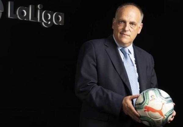 رئیس لالیگا,اخبار فوتبال,خبرهای فوتبال,اخبار فوتبال جهان