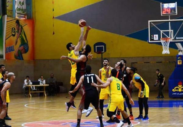 پیروزی مدعیان در هفته هفتم لیگ بسکتبال/ خط و نشان گرگان برای رقبا