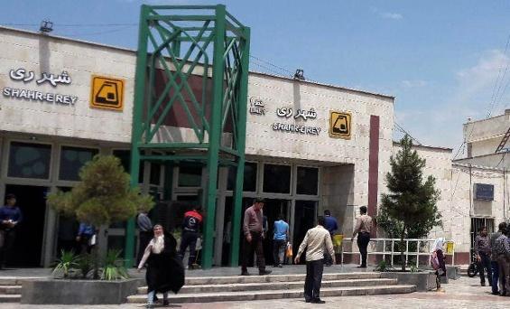 خودکشی دو دختر در ایستگاه متروی شهرری,اخبار حوادث,خبرهای حوادث,حوادث امروز
