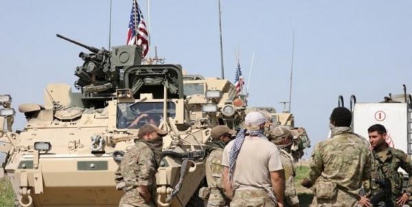 حمله افراد ناشناس به یک پایگاه نظامی آمریکا در شرق سوریه,اخبار سیاسی,خبرهای سیاسی,خاورمیانه