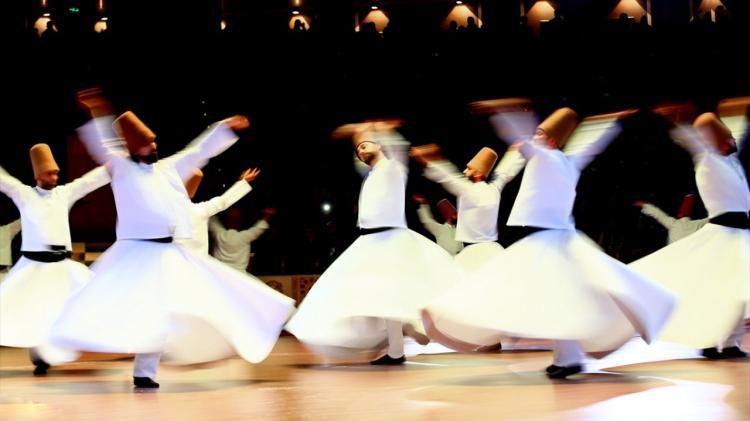 تصاویر مراسم بزرگداشت مولانا,عکس های مراسم برای مولانا,تصاویر مراسم سالگرد درگذشت مولانا