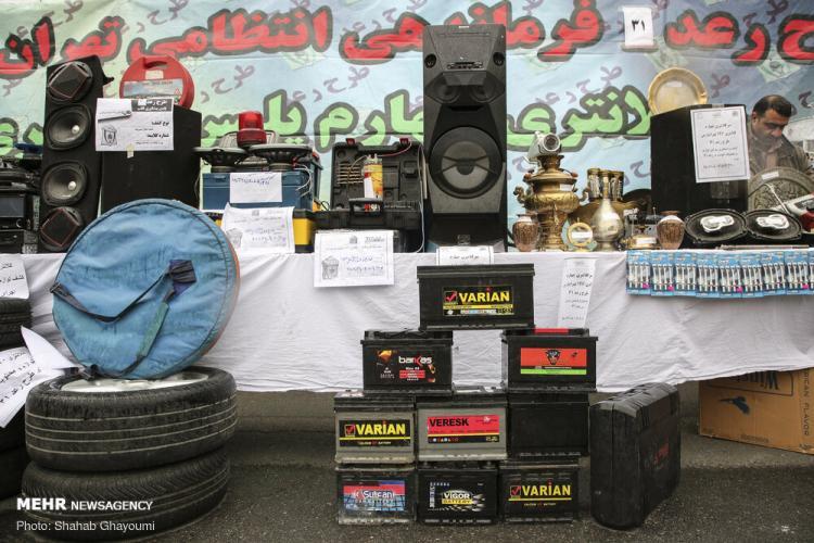 تصاویر بازداشت خلافکاران در تهران,عکس های بازداشت خلافکاران در تهران,تصاویر حسین رحیمی