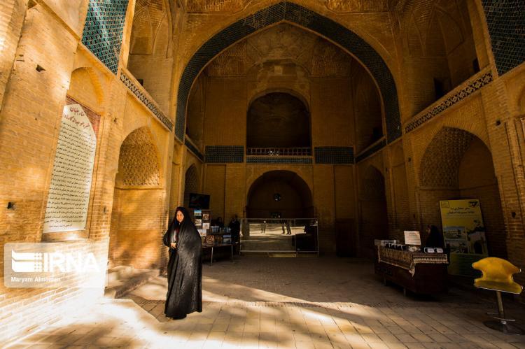 تصاویر منارجنبان,عکس های منارجنبان,تصاویر آثار تاریخی اصفهان